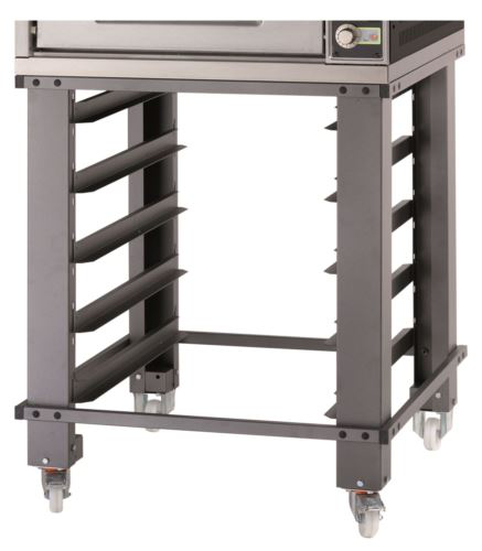 Moretti Basic Deck Oven Stand with Castors