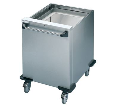Rieber Closed Platform Dispenser - Unheated