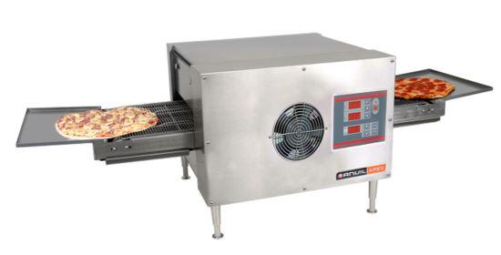 Anvil Apex POK0003 Countertop 12 inch Electric Conveyor Pizza Oven