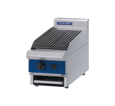 Blue Seal Evolution Series 300mm Gas Chargrill  Bench Model