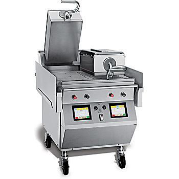 Taylor L820 Double Cooking Zone with Two Top Platens