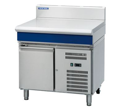 Blue Seal Evolution Series 900mm Bench Top  Refrigerated Base