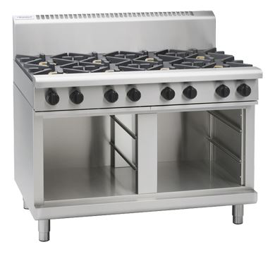 Waldorf 800 Series 1200mm Gas Cooktop  Cabinet Base