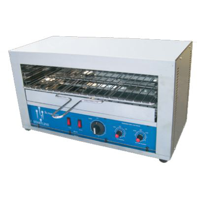 Woodson Starline W.GTQI8S.15 - Supertoast Multi-Function Toaster Griller