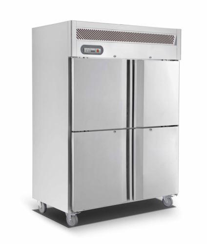 Saltas EUS2142 Double Split Door Upright Freezer