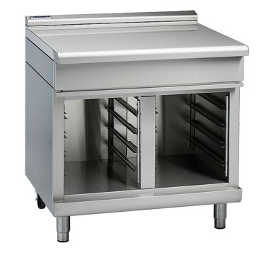 Waldorf 800 Series 900mm Bench Top Low Back Version  Cabinet Base