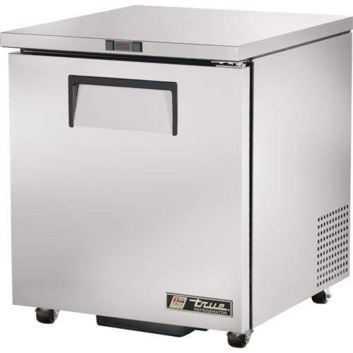 True TUC-27-HC Under Counter 1 x Solid Door Refrigerated Under