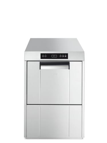 Smeg CWG411MDA EasyLine Undercounter glass and dishwasher