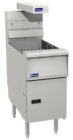 Pitco BNBSG14/PFW1 Bread and Butter Station with Heat Lamp