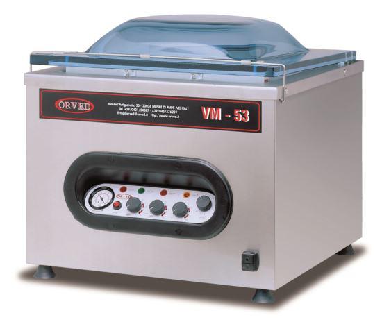 Orved VMO0053 Commercial Chamber Vacuum Sealer