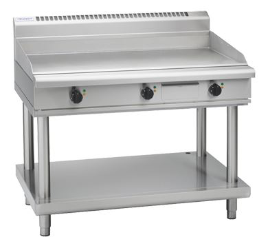 Waldorf 800 Series 1200mm Electric Griddle - Leg Stand