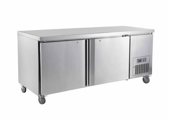 Saltas CUF1800 2 Solid Door Underbench Freezer