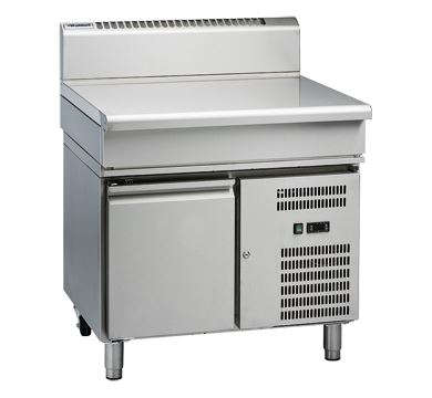 Waldorf 800 Series 900mm Bench Top  Refrigerated Base