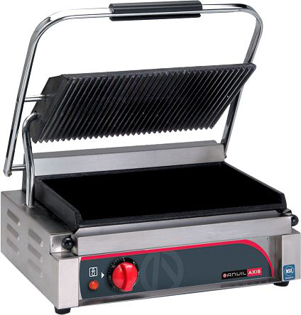 Anvil Axis TSS2001 Foccacia Toaster flat top