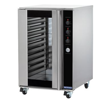Turbofan Full Size Tray Manual Electric Prover And Holding Cabinet