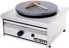 Vimitex Single Electric Crepe Plate