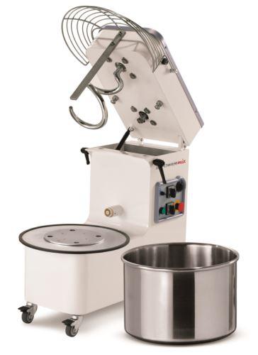 Mecnosud SMM1044 Three Phase Spiral Mixer 38kg