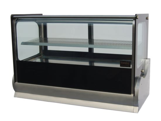 Anvil Aire DGV0550 Square Countertop Showcase Display 1500mm