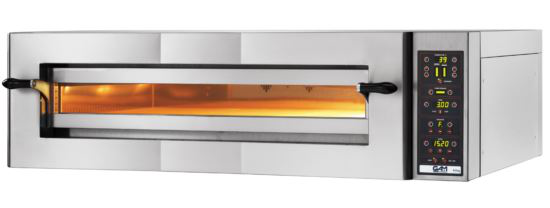 GAM King 4 Traditional Stone Deck Pizza Oven