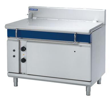 Blue Seal Evolution Series 1200mm Electric Tilting Bratt Pan
