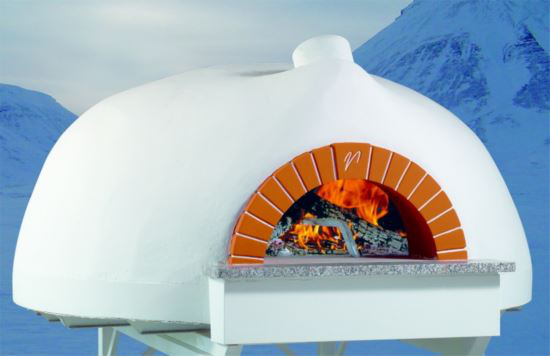 Commercial Woodfired Oven Igloo Series 100