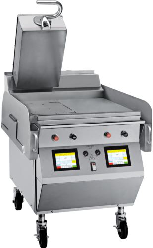 Taylor L822 Double Cooking Zone with One Top Platen