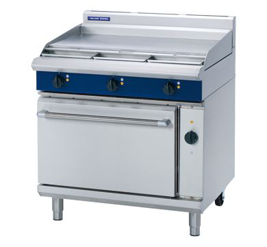 Blue Seal Evolution Series 900mm Electric Range Convection Oven
