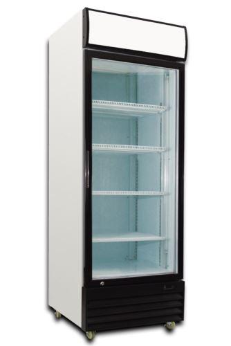 Saltas DFS0380 Single Glass Door Display Fridge