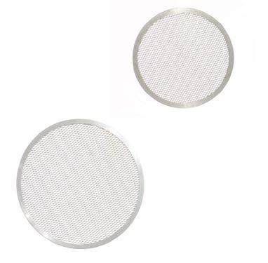 Aluminium Pizza Screens 20cm / 8 inch