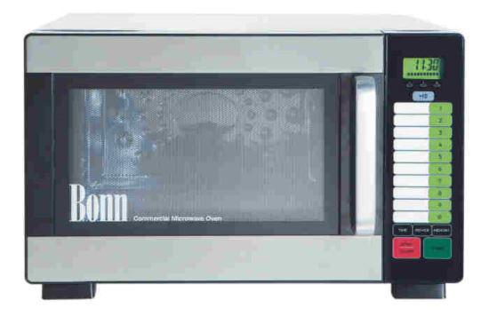 Bonn CM-1042T Light Duty Commercial Microwave 1200W