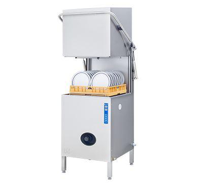 Wexiodisk WD-6 DUPLUS - Ergonomic Passthrough Dishwasher With DUPLUS Rinse Technology