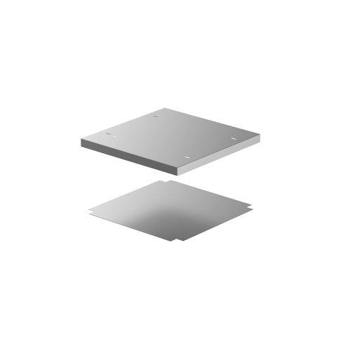 Smeg 2RIP40 Upper and Lower shelves for TVL40 stand