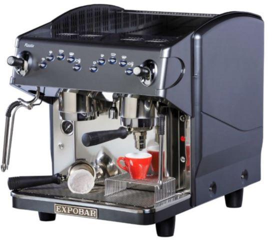 2 Group Rosetta Plumbed Coffee Machine