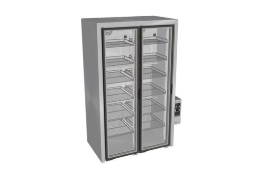 Culinaire CR.WDR.V.FG.RB.2 Stainless Steel Red Wine Refrigerators