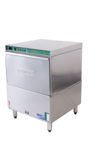 Eswood UC25NDP Recirculating Front Load Dishwasher
