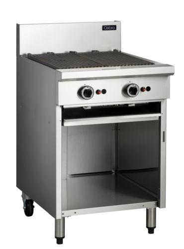 Cobra CB6 - 600mm Gas Barbecue - Open Cabinet Base