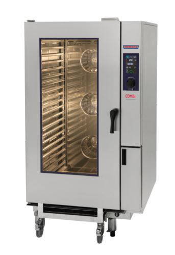 Hobart HEJ201E-C 20 x 1/1 GN Tray Combi Oven