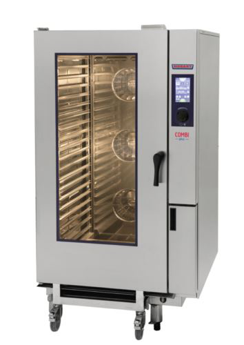 Hobart HPJ202E-C 20 x 2/1 GN Tray (40 x 1/1 GN Tray) COMBIPLUS Oven