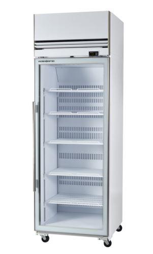 White Single Door Freezer [Remote]
