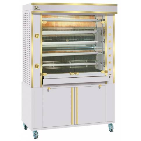 Rotisol 1375.5 MIG 5 Spit Rotisserie - Full Stainless Steel (Excludes Base)