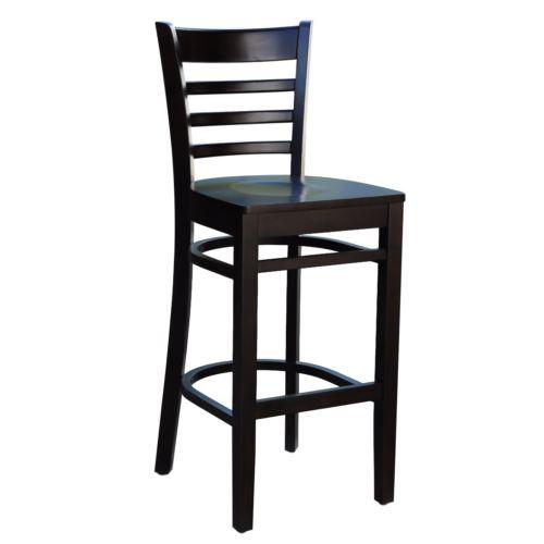 Florence Barstool - Timber Seat