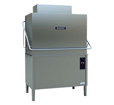Washtech PW3C - High Efficiency Passthrough Warewasher with Heat Condensing Unit - 500mm x 600mm Rack