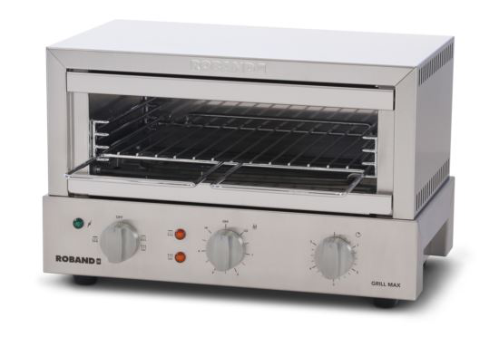 Roband GMX610 6 Slice Grill Max Toaster