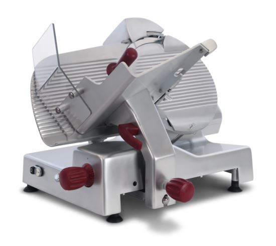 Noaw NS350HDG Manual Gravity Feed Gear Driven Slicer Heavy Duty