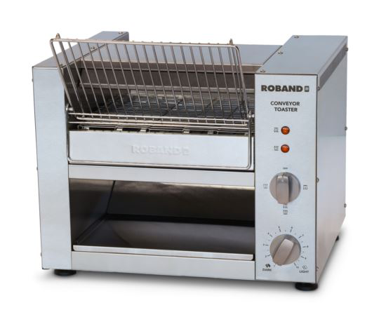 Roband TCR15 Conveyor Toaster 500 Slices per Hour
