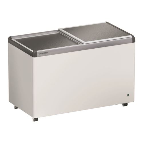 Liebherr EFE 3000 Flat Solid PVC Slide Lid Chest Freezer 286L