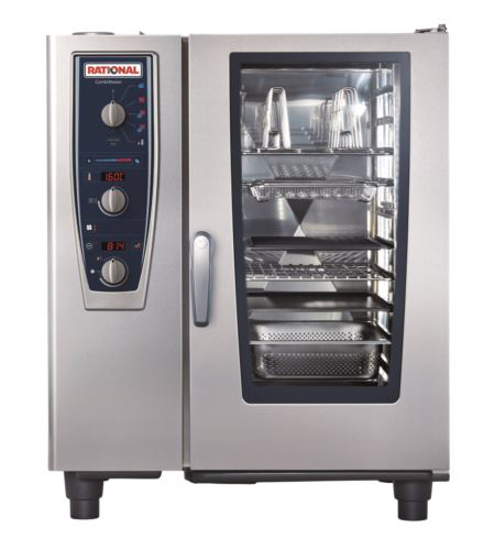 Rational CM101 CombiMaster 10 Tray Electric Combi Oven