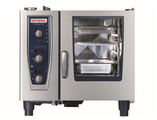 Rational CMP61G-NG CombiMaster Plus 6 Tray Gas Combi Oven