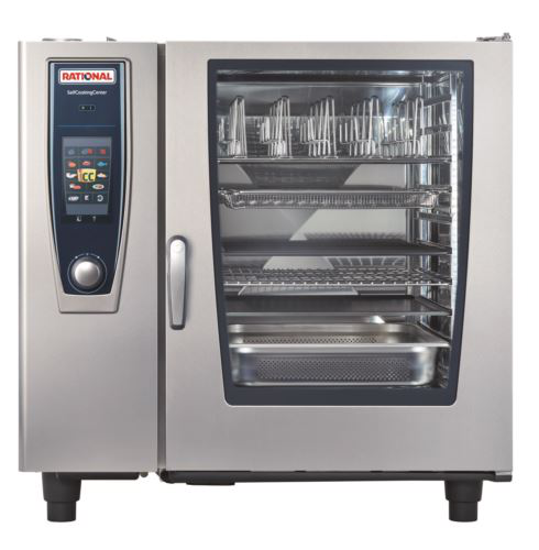 Rational SCC5S102 SelfCookingCenter 5Senses 20 Tray Electric Combi Oven