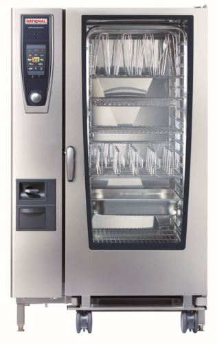Rational SCC5S202 SelfCookingCenter 5Senses 40 Tray Electric Combi Oven